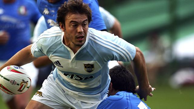 Hernandez back  - Rugby - Tri-Nations