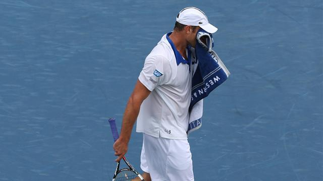 Roddick out of Cincy - Tennis - ATP Cincinnati