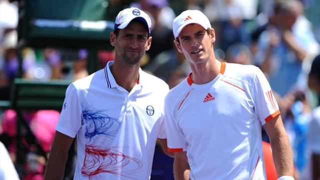22.00 Murray vs Djokovic - Tennis - US Open