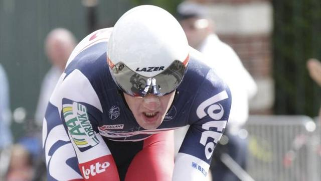 Van den Broeck leads Lotto Belisol at Vuelta