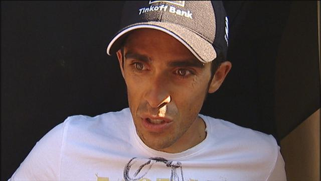 Contador: Froome the man at beat in Vuelta