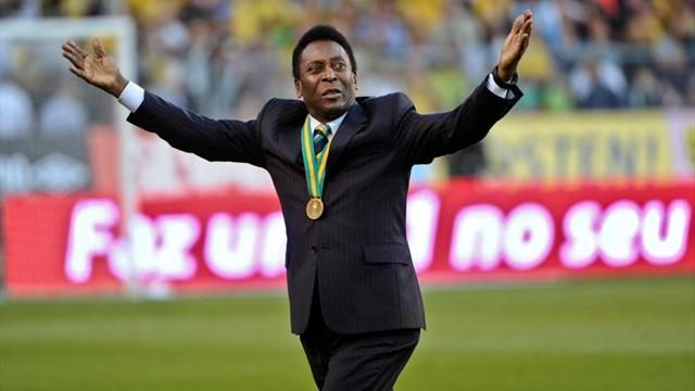 Pele: London set standard - Olympic Games - London 2012