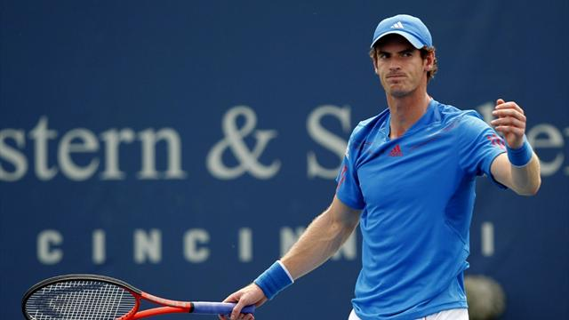 Murray crashes to Chardy in Cincinnati