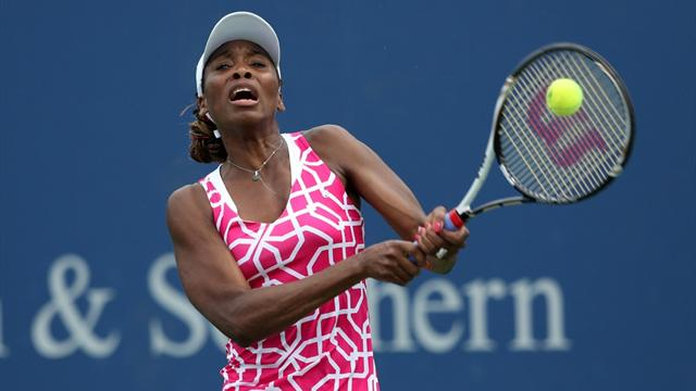 Williams sisters remain on course in Cincy