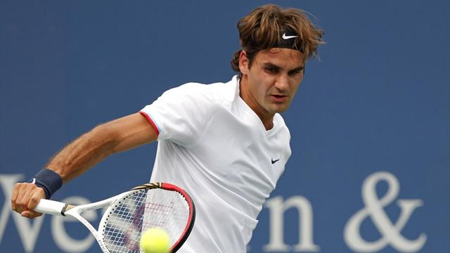 Federer, Djokovic through - Tennis