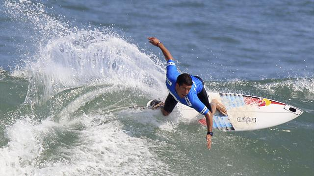 De Souza stands out - Surfing