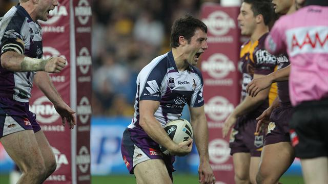 Brisbane lose fifth straight NRL game