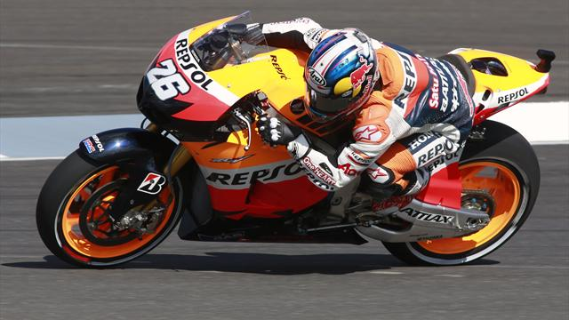 Pedrosa impresses in Indy - Motorcycling