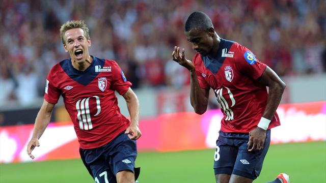 Nancy spoil Lille party at stadium opener