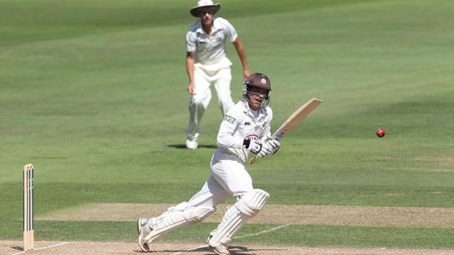 Surrey boosted - Cricket - County