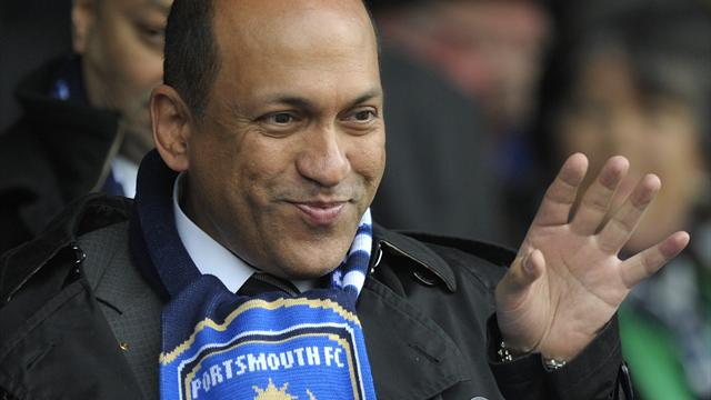 Portsmouth Supporters Trust in SOS to Chainrai