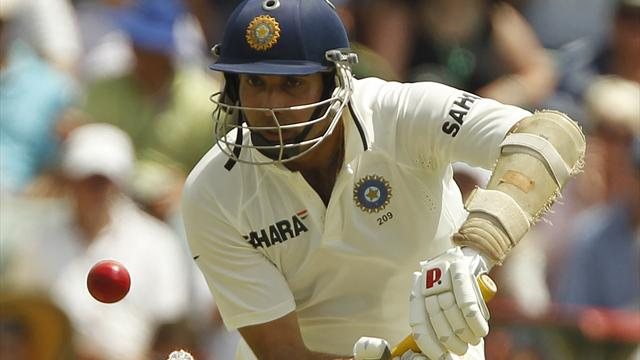 India's Laxman retires from international cricket