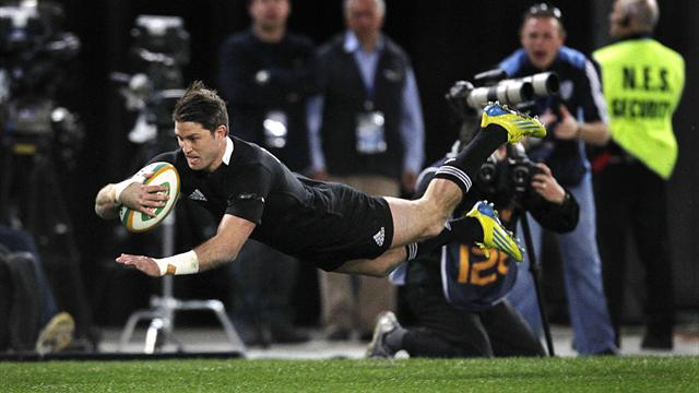 All Blacks defeat Wallabies in Championship opener