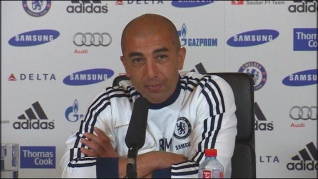 Di Matteo: I will get on - Football - Premier League