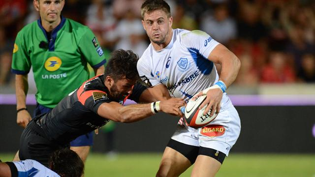 CO: Frapper un grand coup - Rugby - Top 14