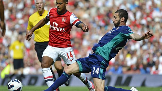 Arsenal held by Sunderland - Football - Premier League