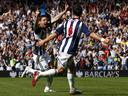 Baggies go third