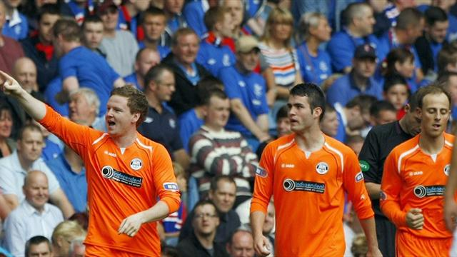 Rangers recover to escape humiliation