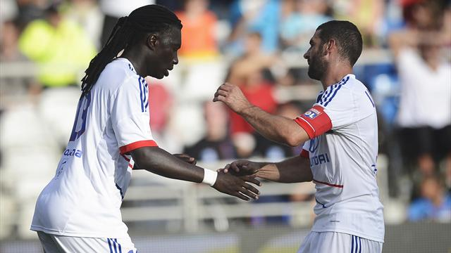 OL : Gomis et Lisandro, avenirs en pointillés - Football - Ligue 1
