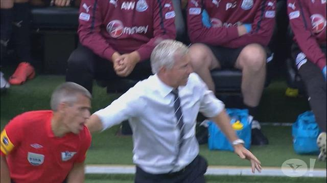 Pardew hit with ban  - Football - Premier League