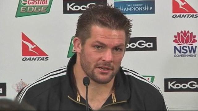'Improvement needed' - Rugby - Tri-Nations