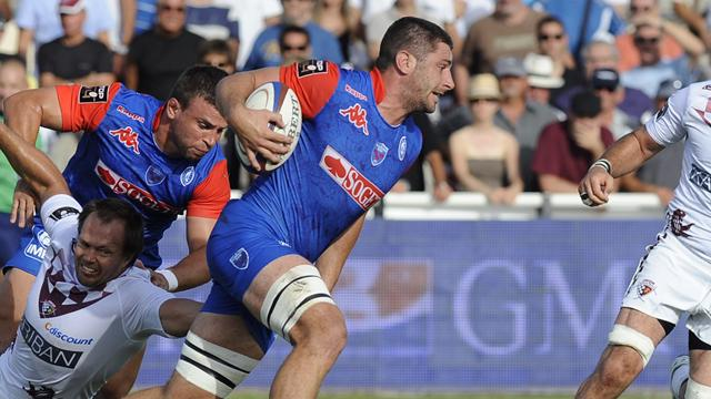 La surprise Grenoble, Biarritz premier leader