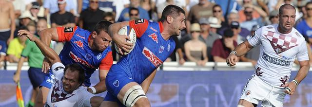 La surprise Grenoble - Rugby - Top 14