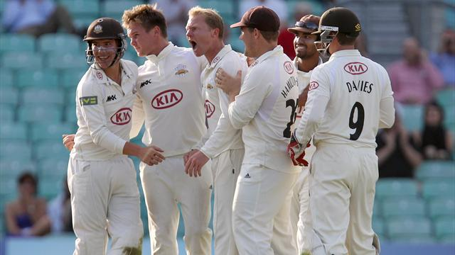 Durham and Surrey win - Cricket - County