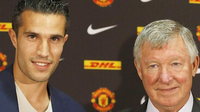 RVP 'a retirement gift' - Football - Premier League