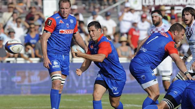 Le sang-froid de Grenoble - Rugby - Top 14