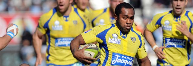 Clermont, sûr de sa force - Rugby - Top 14
