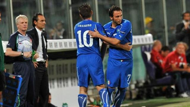 Milan, Inter set to swap Cassano and Pazzini