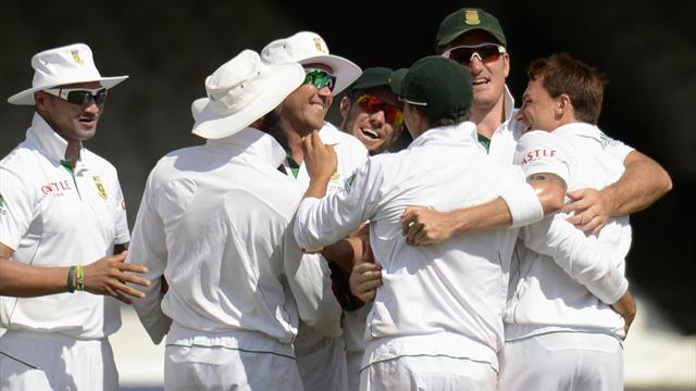 South Africa win at Lord's - Cricket