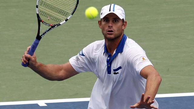 Roddick downs Blake in Winston-Salem