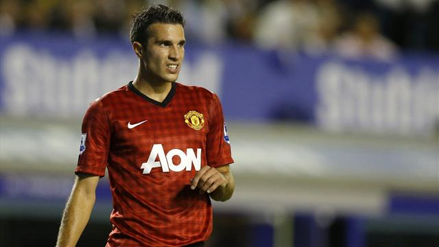 Utd 'didn't use RVP right' - Football - Premier League