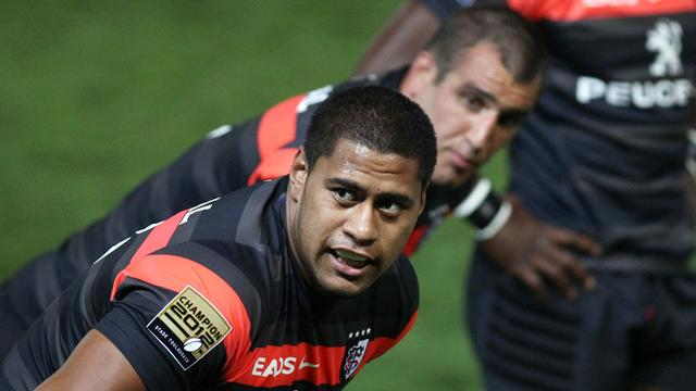 Maka déjà prolongé - Rugby - Top 14