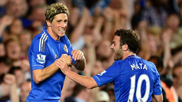Chelsea survive scare - Football - Premier League