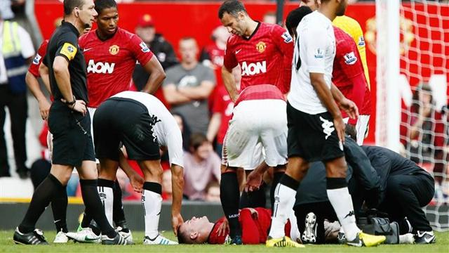 Rooney: Cut was dangerous - Football - Premier League