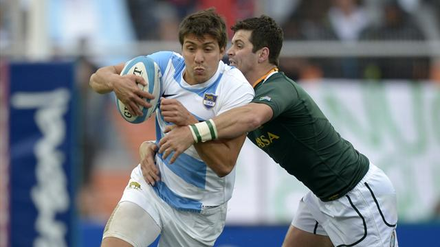 L'Argentine si près du but - Rugby - Four-Nations