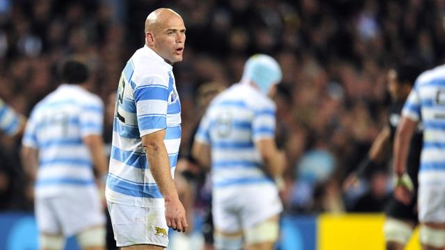 Argentine: Le come-back de Contepomi - Rugby - Test Match
