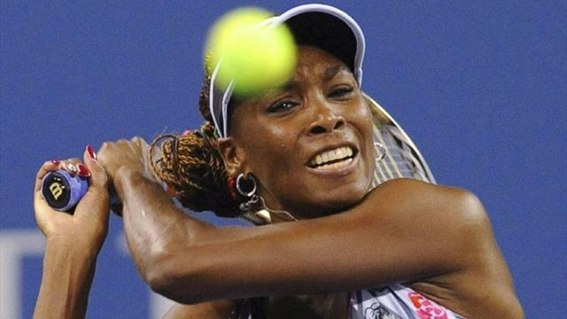Venus to play Perth - Tennis