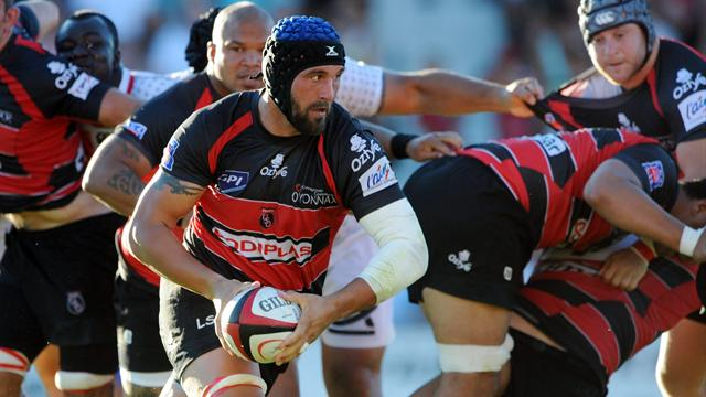 Oyonnax, solide leader
