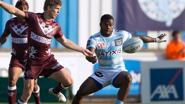Le Racing a pris son temps - Rugby - Top 14