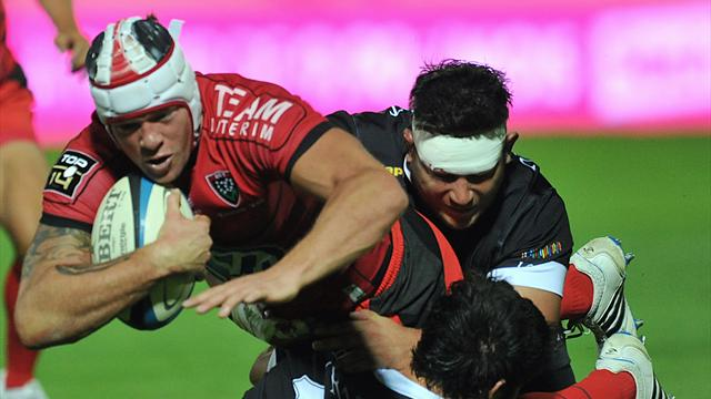 RCT: l'implacable logique - Rugby - Top 14