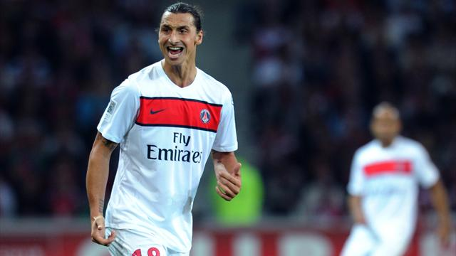 Zlatans monsterlön fel - Fotboll - Ligue 1