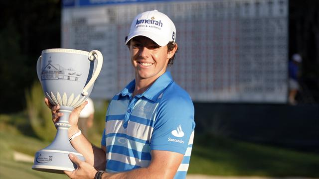 McIlroy wins Deutsche Bank - Golf