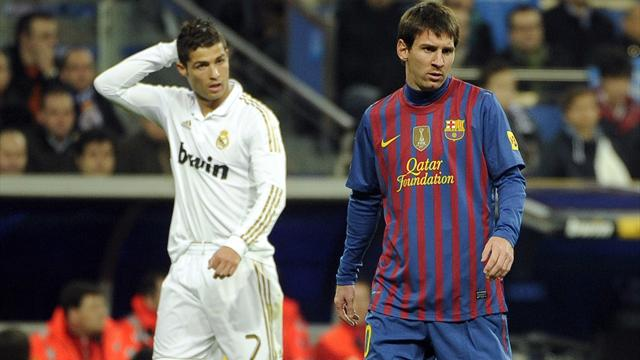 PSG covet Messi, Ronaldo - Football - Ligue 1