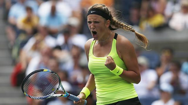 Azarenka till final - Tennis - US Open