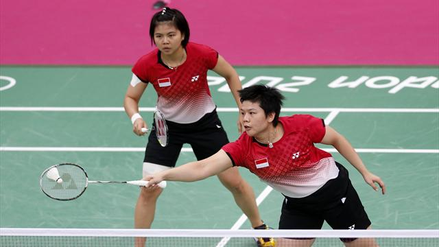 Indonesia ban Olympic pair for match-throwing