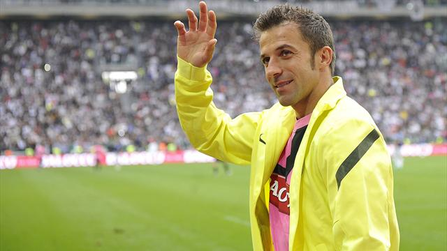 Del Piero chooses Sydney  - Football - Premier League